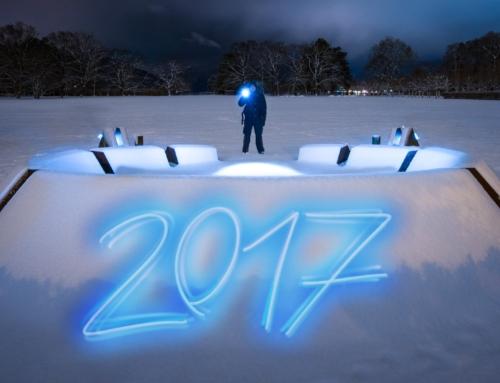 Dan's Year 2017 – Rückblick, Ausblick & Merci!
