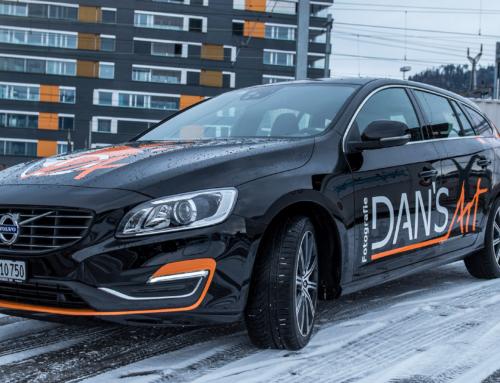 Dan's Car 2018
